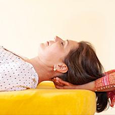 Cranio-Sakrale-Therapie